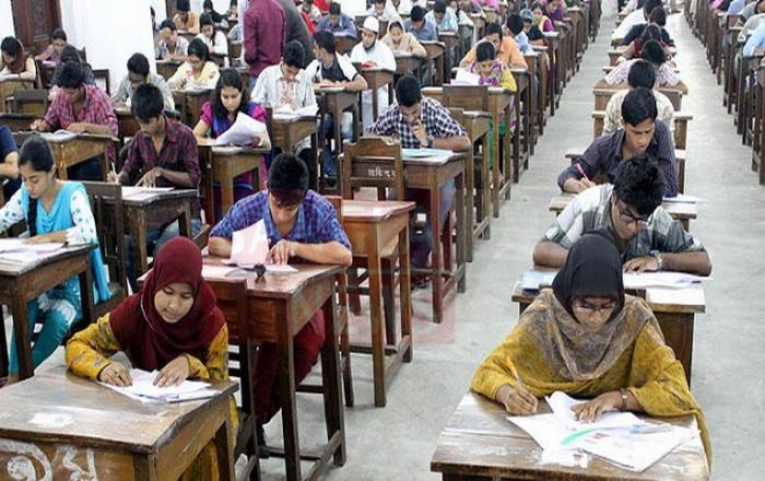 Dhaka University 'Ka' unit test Friday