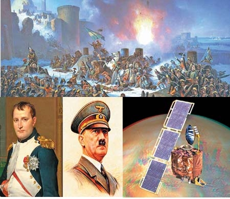Eight colossal screw-ups in history