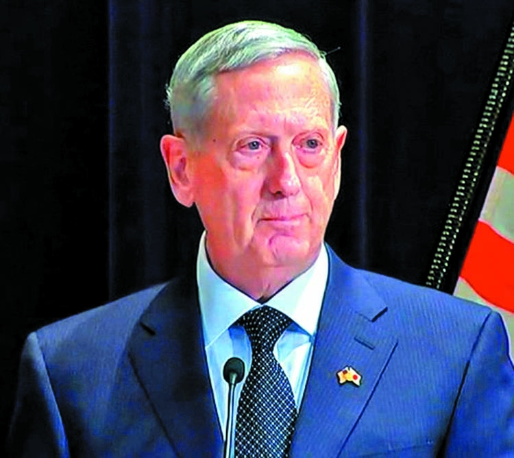 US and Turkish military  relations good: Mattis