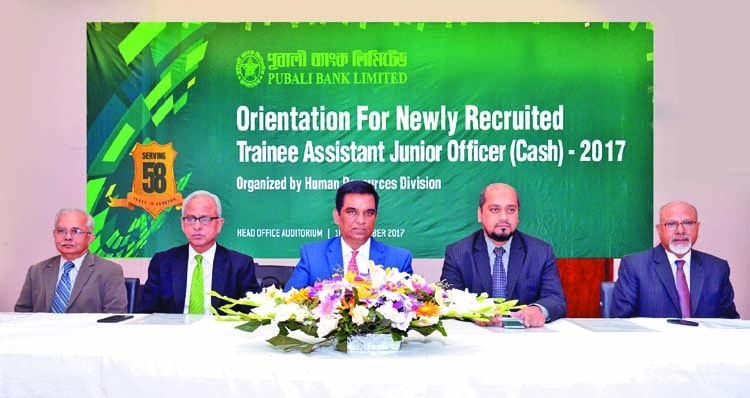 Pubali Bank organized orientation program