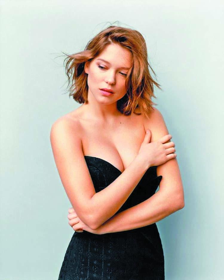 Lea Seydoux: Harvey Weinstein once tried to kiss me