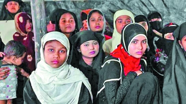 Refugee girls falling prey to pimps