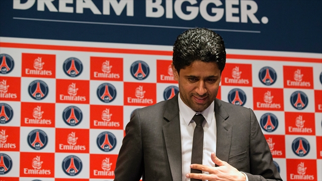 World Cup bribery case opened against PSG president, Valcke