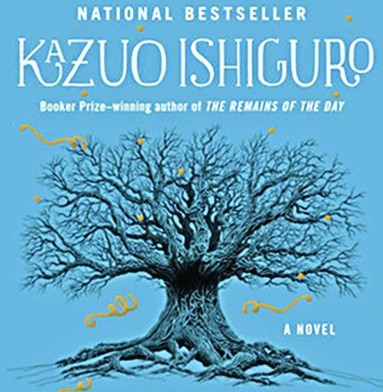 Kazuo Ishiguro's 'The Buried Giant'