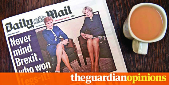 Media should reflect all society, not just a typically male ruling class