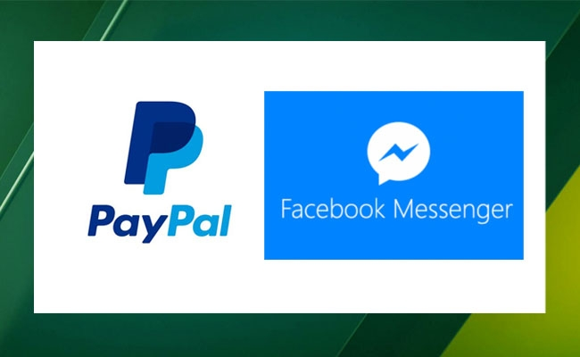 Facebook Messenger now send money with PayPal
