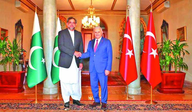 Pakistan and Turkey to enhance trade ties