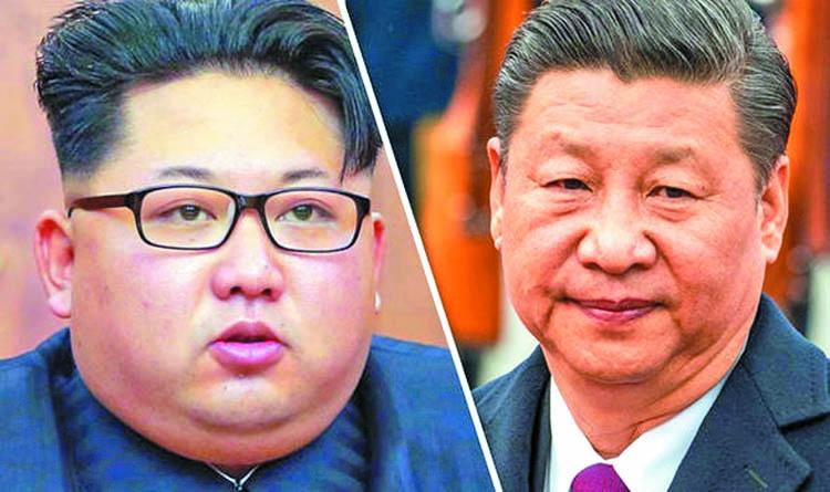 China pledges North Korea crackdown