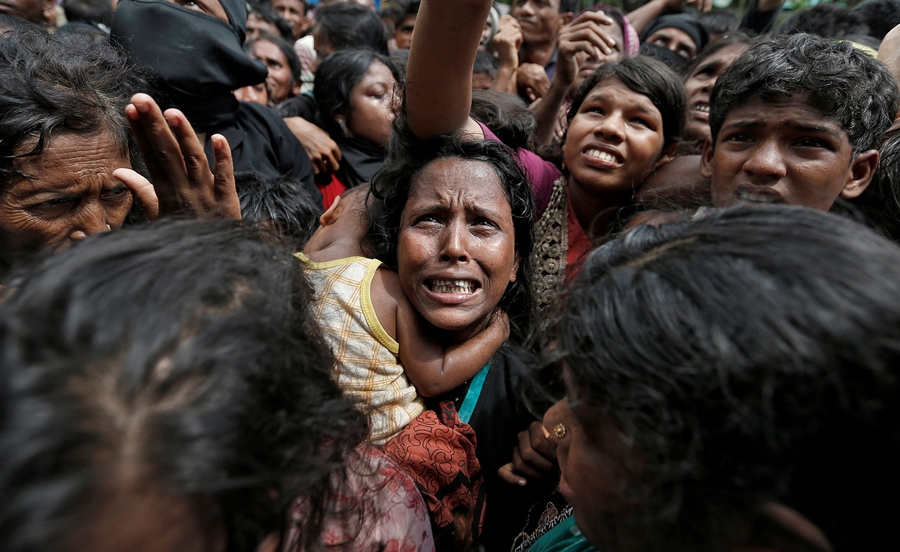 Denmark to provide Tk 40 cr more to support Rohingyas
