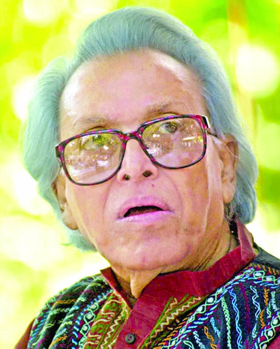 Shamsur Rahman's birth anniversary observed