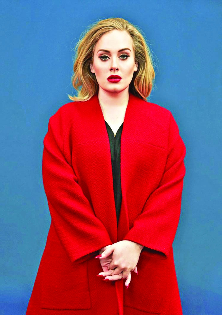 Adele offered 20m pounds for Las Vegas residency