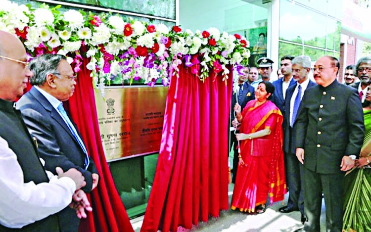Bangladesh first, ties to reach new heights