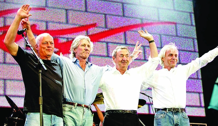 The enigmatic 'Pink Floyd'
