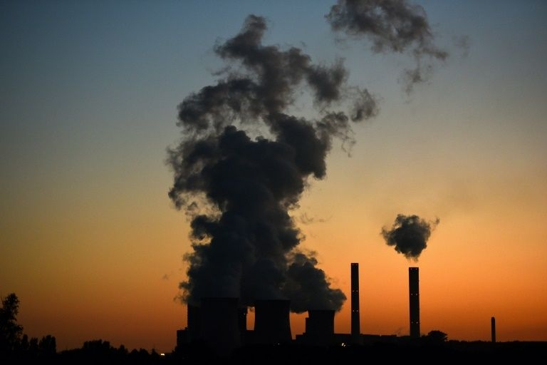 CO2 level hits record high in 2016: UN