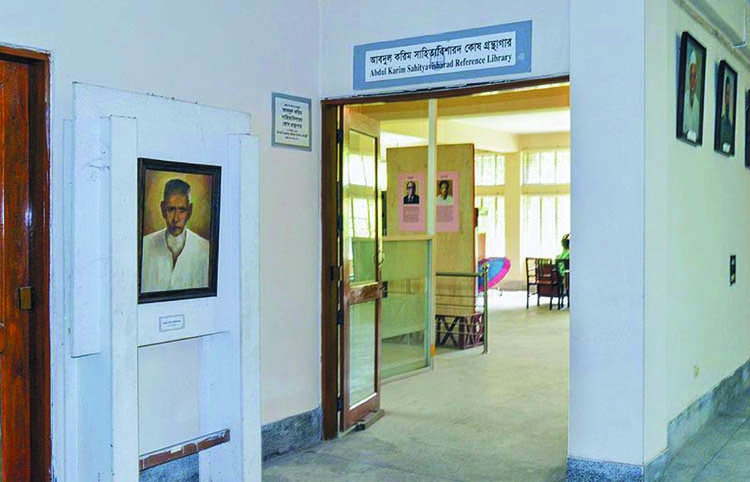 The renowned collector of the medieval Bangla literature