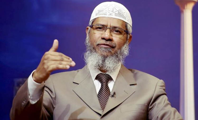 Zakir Naik in Malaysia