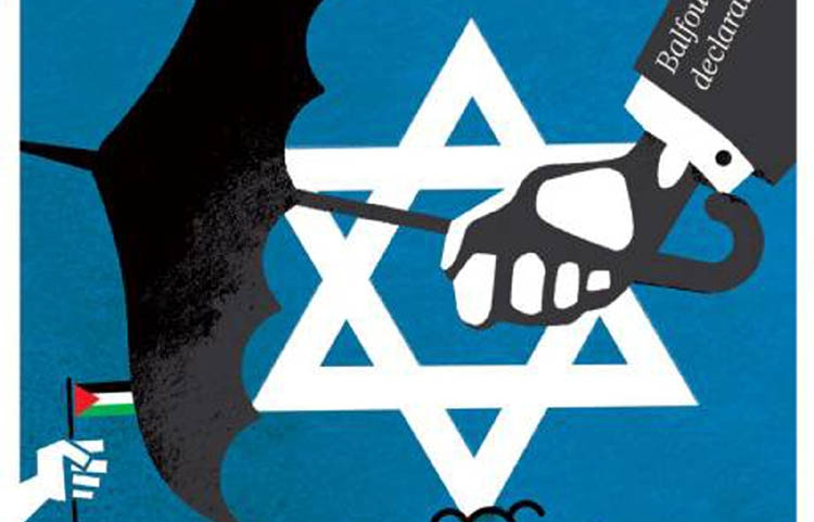 Balfour: Challenge UK to do the right thing
