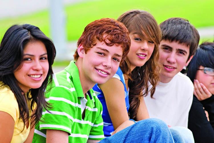 teenagers today