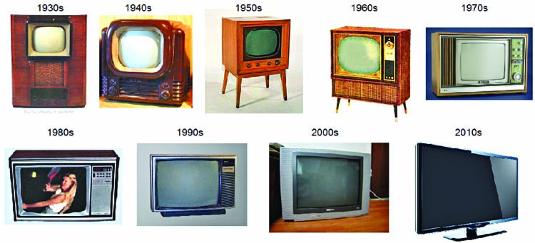 Television was  neither invented overnight nor by one