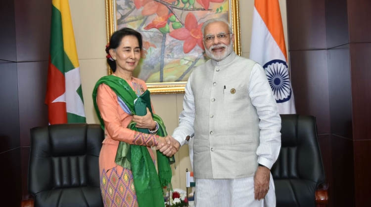 India, Myanmar and the Rohingyas