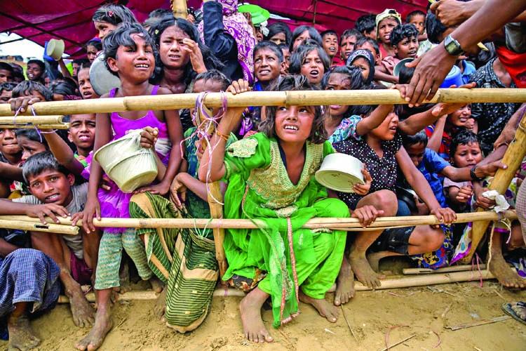 Delhi-based envoys to Bangladesh keen to visit Rohingya camps