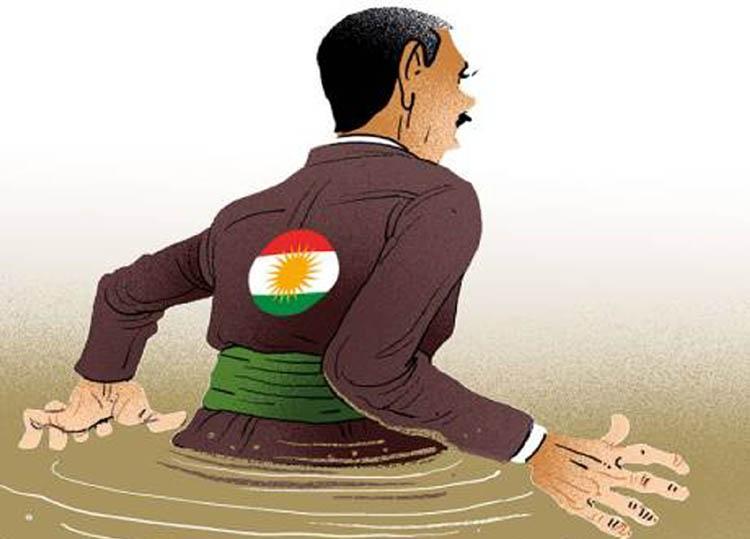Kurdish quagmire gets murky