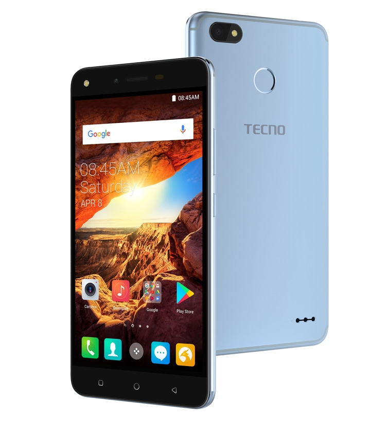 Light Up Your Dream; The new Tecno Spark Smartphone is in the market.