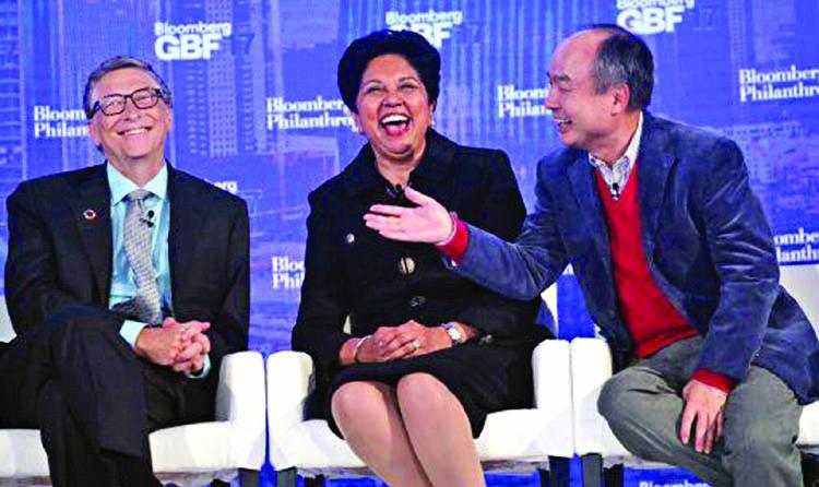 Colossal SoftBank fund could shake up tech world
