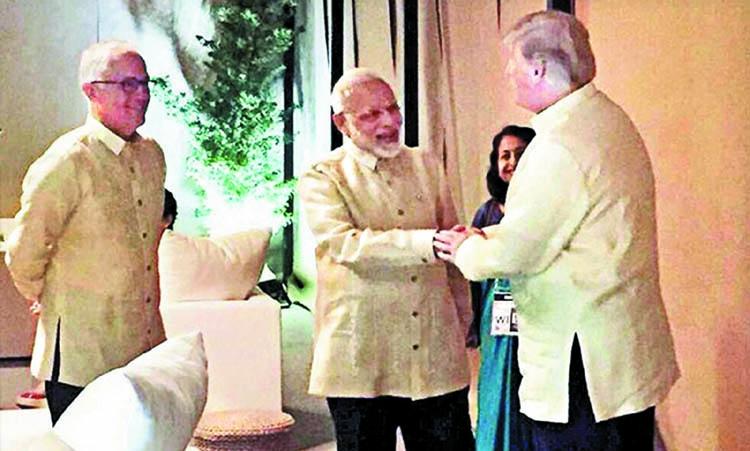 ASEAN leaders converge in Philippines