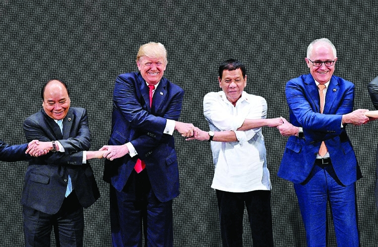 I have great ties with Duterte, says Trump