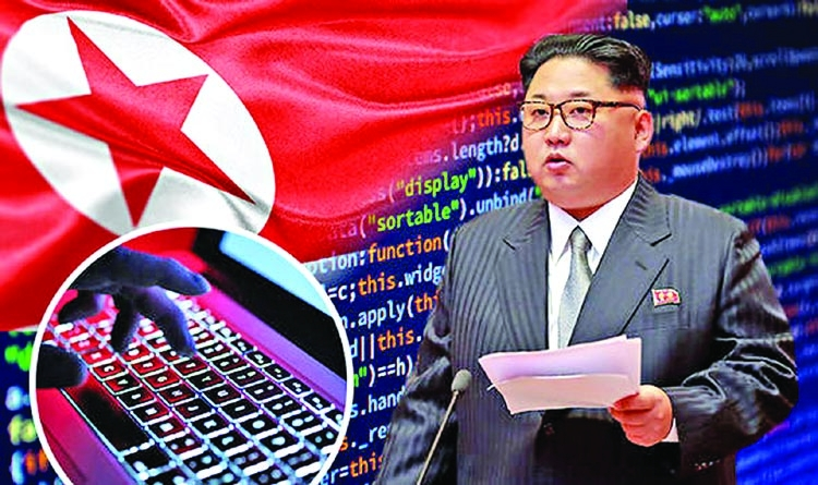 North Korea to launch cyber attacks on UK
