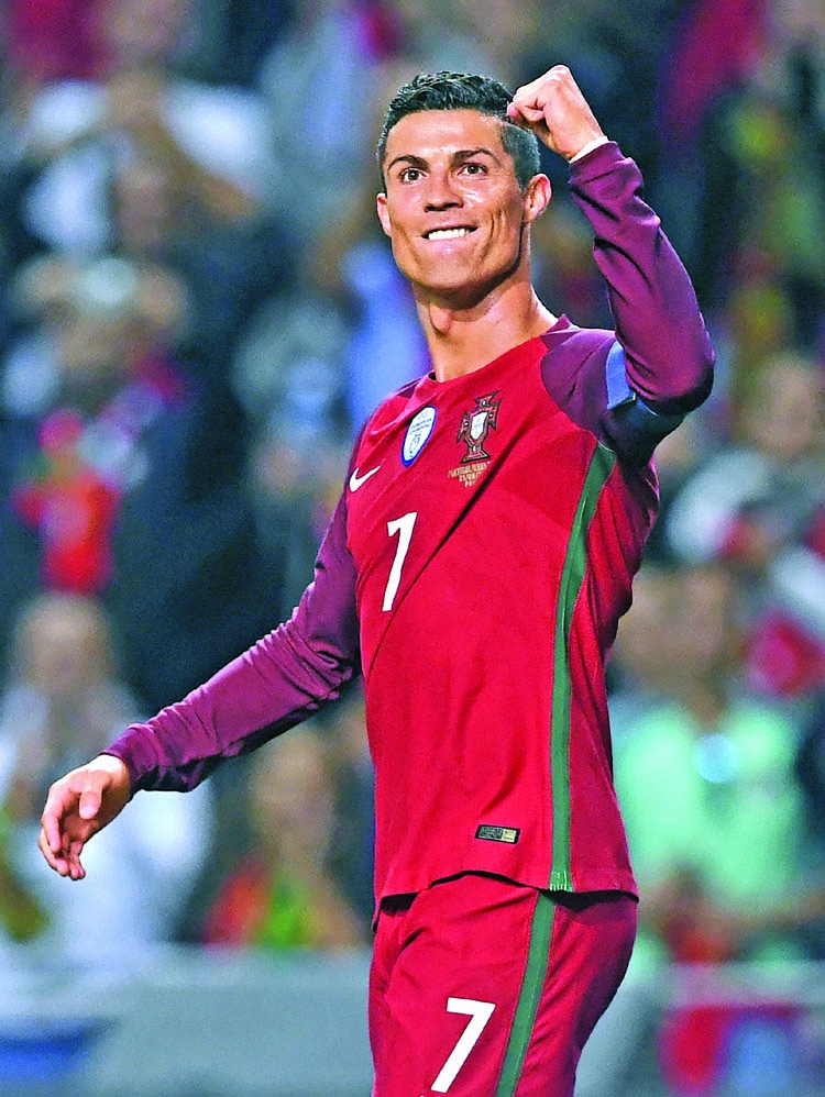 Ronaldo becomes father for 4th time