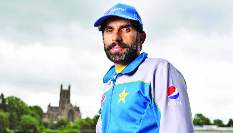 Captaincy is all about controlling emotions: Misbah