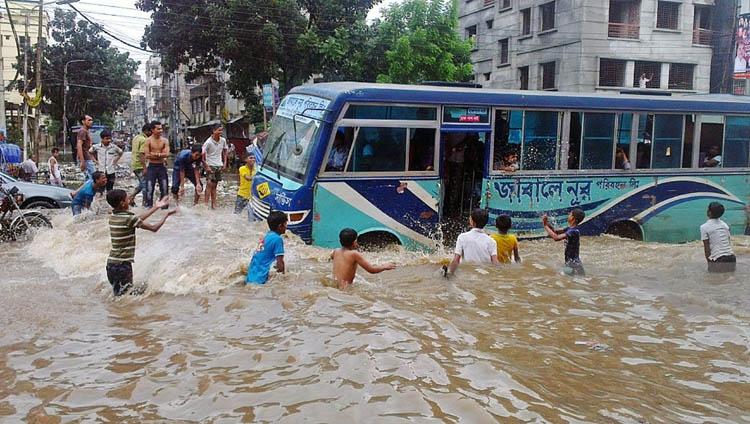 Dhaka, once famous for Muslin, now a sea of tears