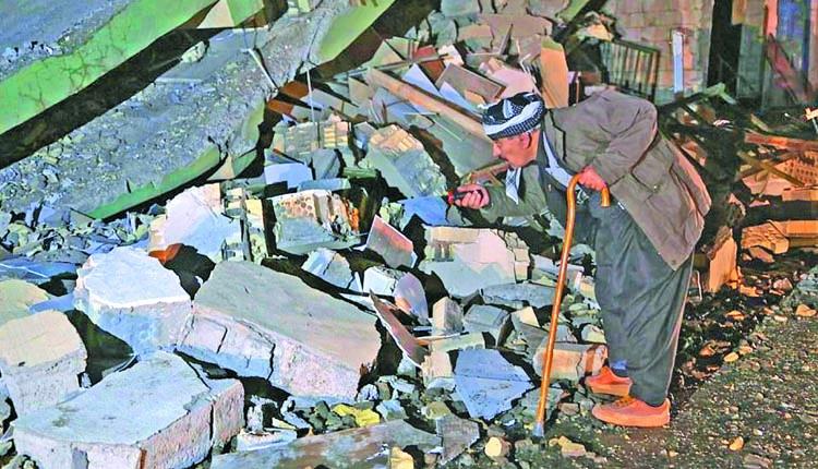Quake kills more than 450