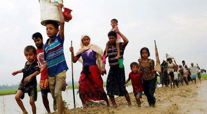 Myanmar must take back Rohingyas