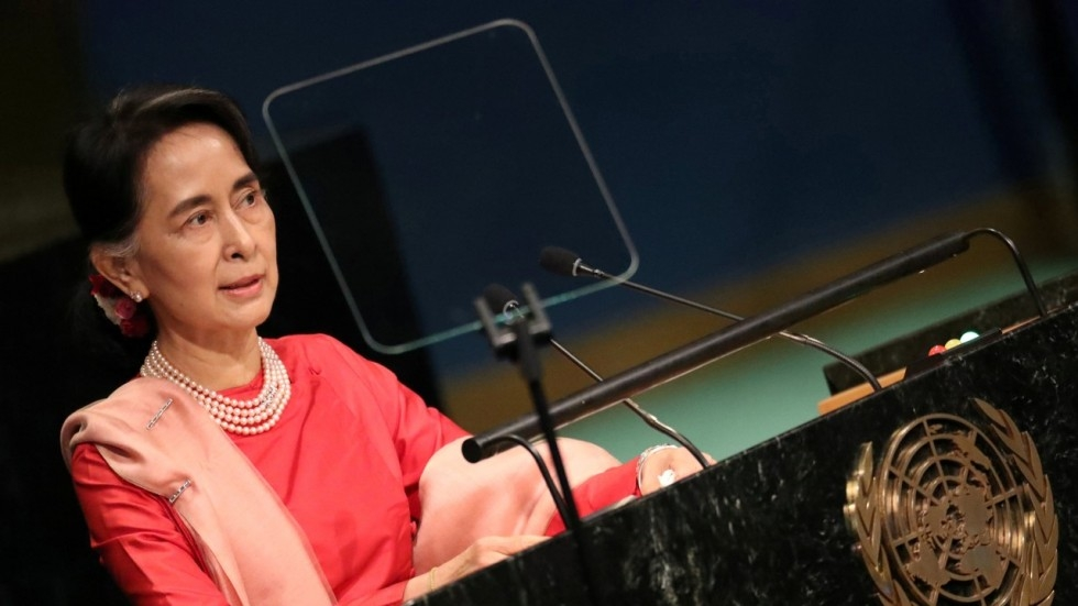 Suu Kyi 'promises' to take back Rohingyas