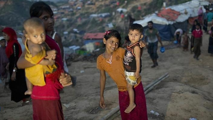 Myanmar military denies atrocities