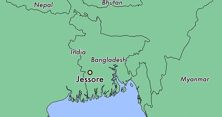 Bullet-hit body found in Jessore