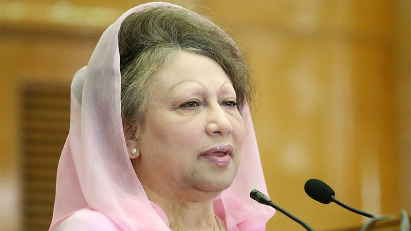 Khaleda to sit with 20-party leaders Wednesday
