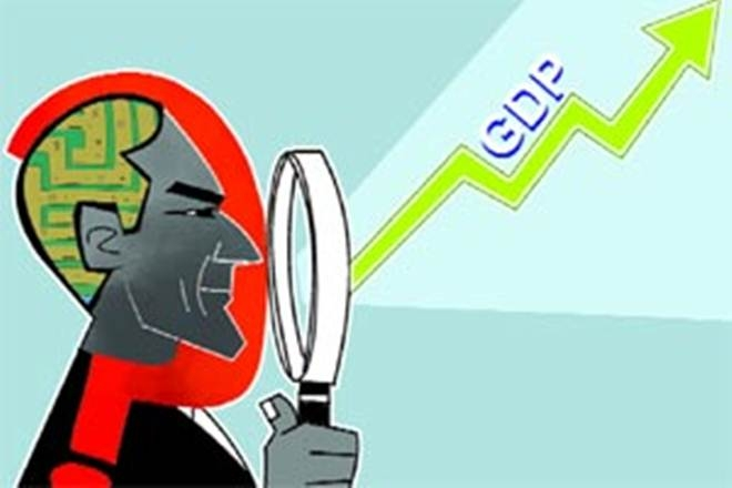 GDP growth hits record 7.28% in FY17