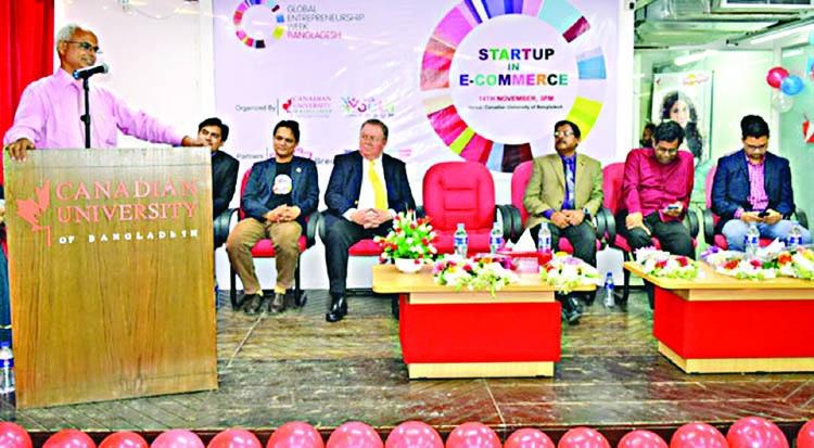 CUB hosts workshop on entrepreneurship