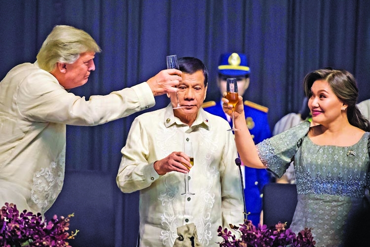 Trump's Asia tour more style than substance