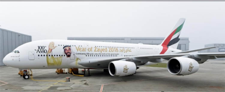 Emirates believes Airbus can guarantee development of A380 program
