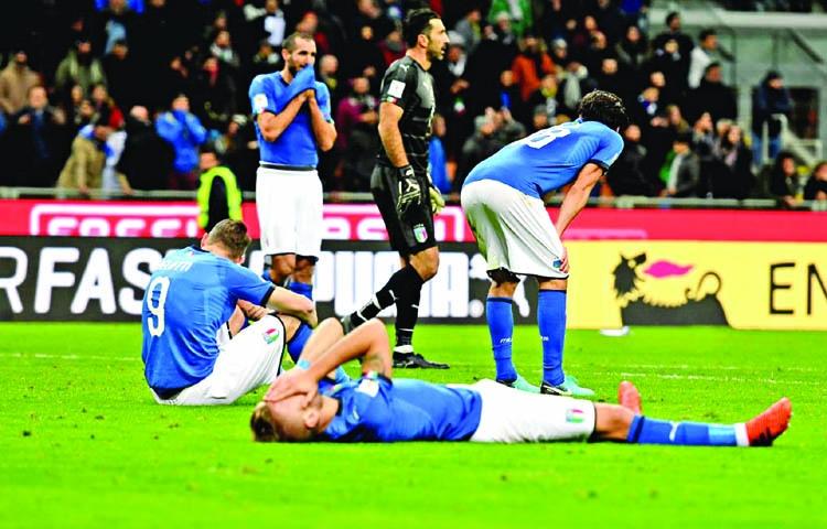 Sad farewell for Buffon