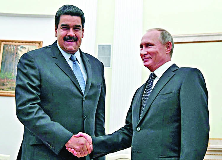 Russia, Venezuela to sign debt restructuring deal Wednesday