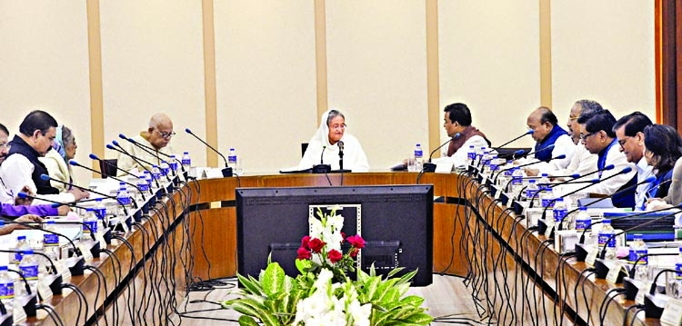 Ecnec approves Tk 1,699 cr Sheikh Hasina Cant. Project