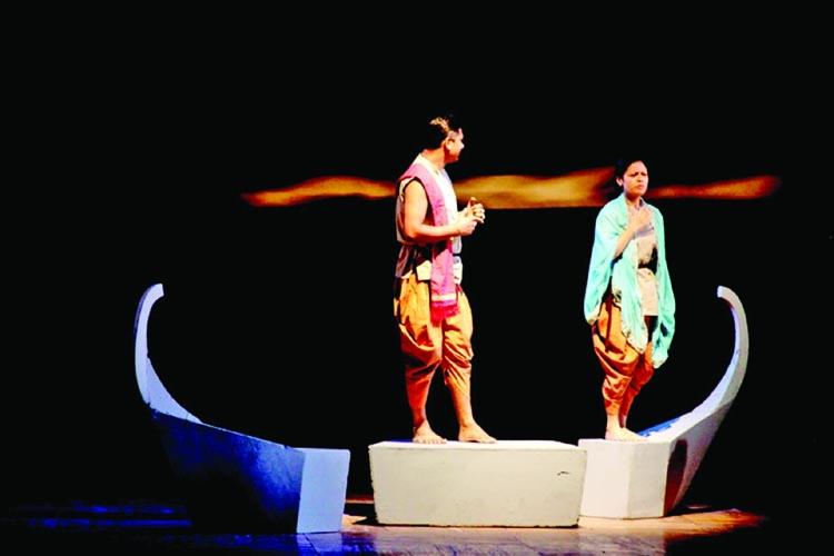 Theatre Art Unit stages 'Amina Sundari'