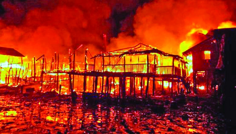 Ethnic Cleansing in Rakhine Province of Myanmar
