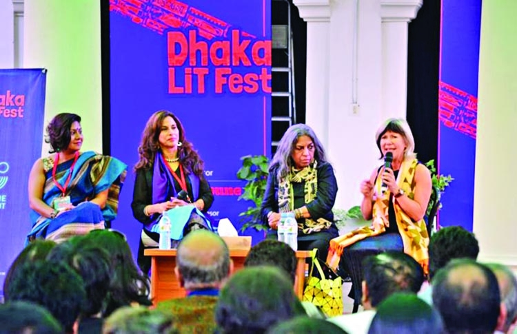 7th Dhaka Lit Fest begins tomorrow